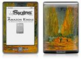 Vincent Van Gogh Alyscamps - Decal Style Skin (fits 4th Gen Kindle with 6inch display and no keyboard)