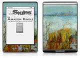 Vincent Van Gogh Arles - Decal Style Skin (fits 4th Gen Kindle with 6inch display and no keyboard)